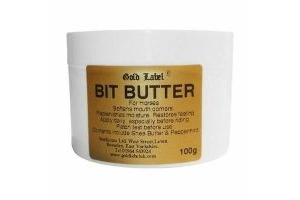 Gold Label Bit Butter for dry corners of the mouth softens & restores feel 100gm