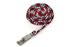 Schockemohle Lead Rope Panic Black/Red
