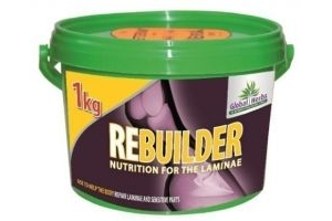 Global Herbs - Rebuilder Horse Laminitis Supplement x 1 Kg