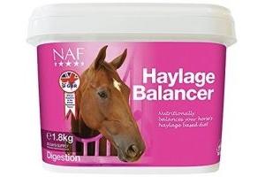 NAF Haylage Balancer Vitamin Digestion Haylage Rich Diet 1.8kg Multi