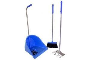 Faulks & Co Red Gorilla - Tubtrug Tidee Home & Stable Companion Set - Blue