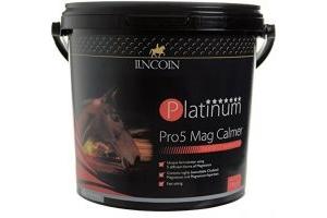 Lincoln Platinum Unisex's Pro 5 Mag Calmer, Black, 1.4 kg