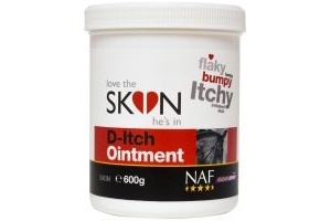 Naf Love The Skin Hes In D Itch Ointment: 600g