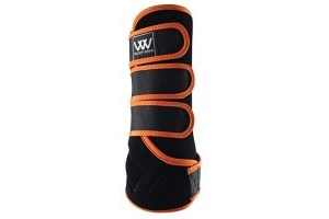 Woof Wear Dressage Wraps Orange - Lightweight Breathable - Here's a clever idea from leading protection boot experts Woof