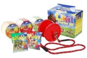 Likit 6pc Starter Kit Red