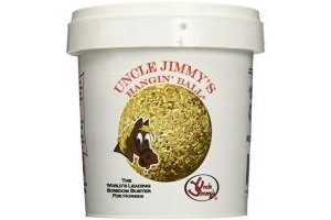 Uncle Jimmys Hangin Balls Molasses, 3.5lb by Uncle Jimmys
