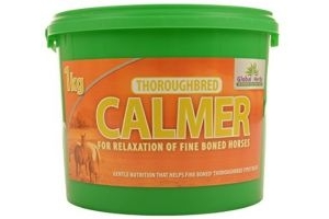 Thoroughbred Calmer by Global Herbs (1KG)