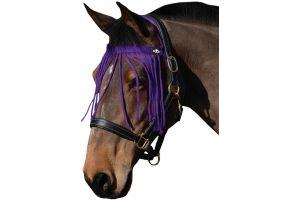 Saxon Fly Fringe Purple
