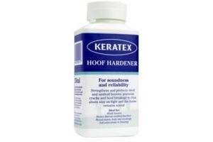 Keratex Hoof Hardener for Horses 250ml
