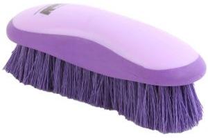 Roma Soft Touch Dandy Brush Purple