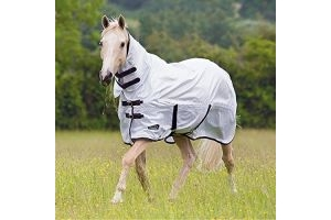 Shires Tempest Fly Rug Combo 2016: 6ft 0in