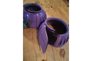 ARMA TOUCH CLOSE OVER REACH BOOTS. PURPLE. COB.