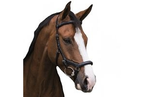 Horseware Rambo Micklem Deluxe Competition Bridle Cob Black