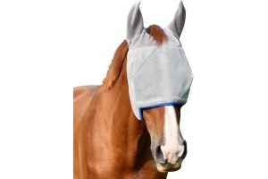 Equilibrium Field Relief Midi Fly Mask With Ears Grey