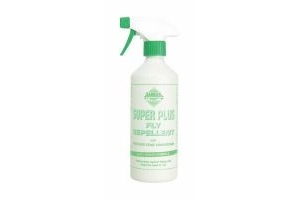 Barrier Super Plus Fly Repellent Coat Condition Horse Repellant Spray 1 Litre