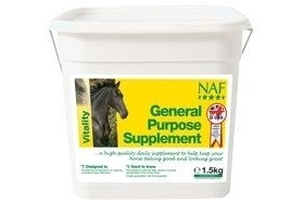 NAF General Purpose Supplement - 1.5kg
