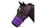 Roma Grazing Muzzle - Black - Full