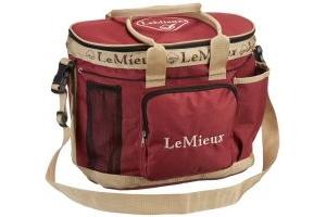 LeMieux Grooms Handybag Burgundy