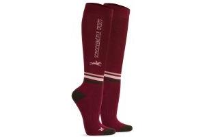 Schockemohle Winter Knee Socks Merlot