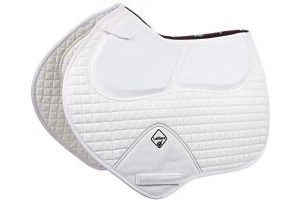 LeMieux ProSport Pro-Sorb System Close Contact Square - White, Large