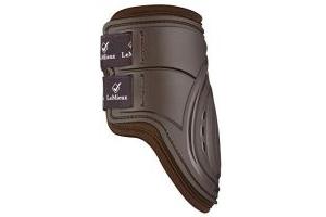LeMieux Impact Responsive Fetlock Boots - Brown: Large