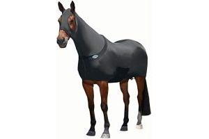 Weatherbeeta Stretch Rug Black Pony