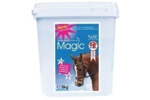 NAF - Five Star Magic Horse Calmer Supplement x 3 Kg