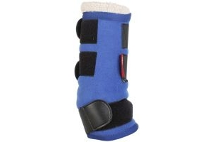 LeMieux Four Seasons Leg Wraps Benetton Blue