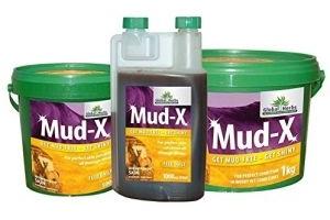 Global Herbs Unisex's Mud-x 1kg, Clear, 1 kg