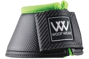 Woof Wear Pro Overreach Boots Lime - Professional standard durable 7mm neoprene overreach boot