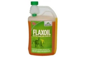 Global Herbs Flax Oil  1 Litre
