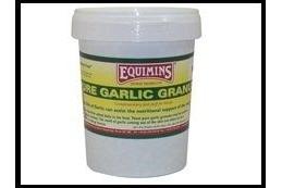 Equimins Unisex's EQS0285 Garlic Granules, Clear, 500 g