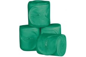 WeatherBeeta Prime Fleece Bandages Emerald