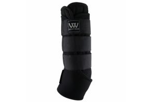 Woof Wear Stable Boots with Wicking Liners Black and Grey: Small