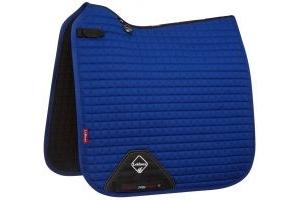 LeMieux ProSport Dressage Square Saddle Pad Bennetton Blue