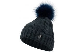 Horze Ladies Maddox Winter Hat Dark Navy