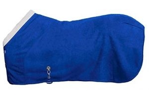 LeMieux Unisex's Four Seasons Rug Horse, Benetton Blue, 5'0