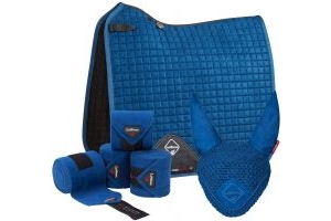 LeMieux Dressage Bundle Midnight Blue
