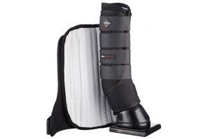 LeMieux ProStable Boots - Black, Medium