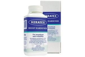 Keratex Hoof Hardener 250ml