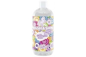 MagicBrush - Wash & Shine Horse Shampoo Fruit Surprise x Size: 500 Ml