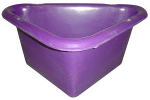 Stubbs Corner Manger S2P  31 Litre: Purple