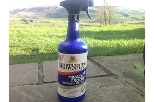 SHOWSHEEN MIRACLE GROOM 946ML ABSORBINE