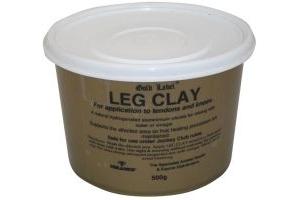 Gold Label Leg Clay 500g