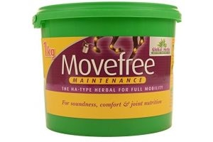Global Herbs Movefree Maintenance 1kg Mobility HA Herbal