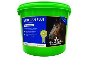 Global Herbs Veteran Plus Powder (1KG)