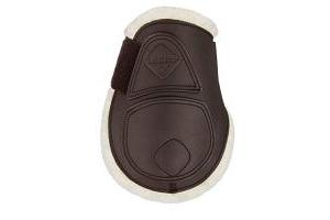 LeMieux Unisex's Capella Comfort Fetlock Boots, Brown, Full