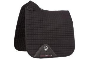 LeMieux ProSport Dressage Square Saddle Pad Black