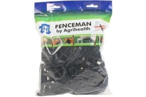 Fenceman Insulator Rope and Wire 25 pack