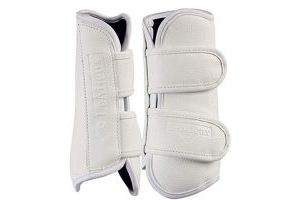 LeMieux Dressage Schooling Boots - White, Medium